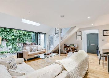 Thumbnail 2 bed semi-detached house for sale in Fulham Road, London