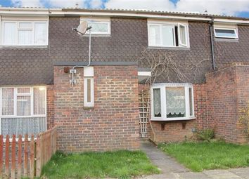 Thumbnail 3 bed terraced house to rent in Waddington Close, Crawley