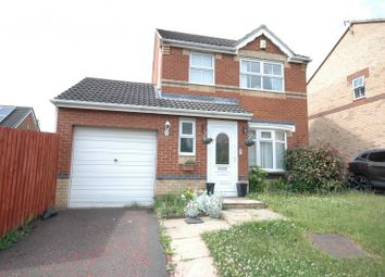 Thumbnail 3 bed detached house for sale in Jubilee Court, Gateshead