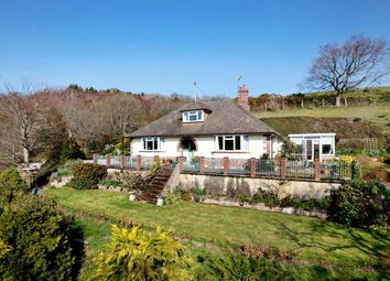 Thumbnail 3 bed detached bungalow for sale in Dunsford, Exeter