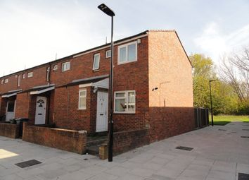 Thumbnail 3 bed end terrace house for sale in Hollowfield Walk, Northolt