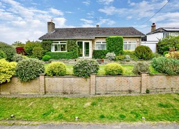 Thumbnail 3 bed detached bungalow for sale in Brington Road, Old Weston, Huntingdon