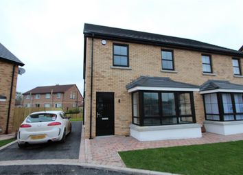 Thumbnail 3 bedroom semi-detached house to rent in 5, 47 Wyndell Park, Newtownards