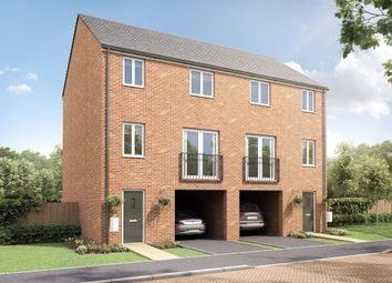 """Thumbnail 3 bed semi-detached house for sale in """"The Townhouse"""" at Adlam Way, Salisbury"""
