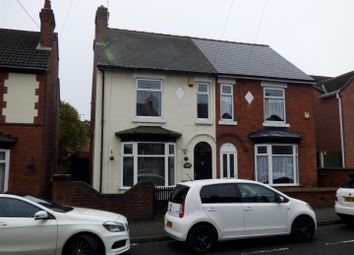 Thumbnail 3 bed semi-detached house for sale in Westfield Lane, Mansfield