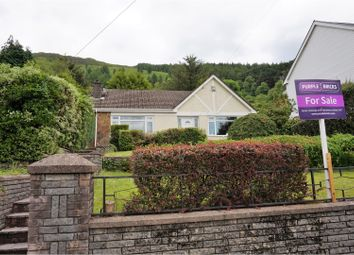 Thumbnail 4 bed detached bungalow for sale in St. Stephens Avenue, Pentre
