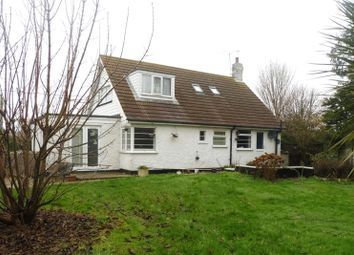Thumbnail 4 bedroom bungalow for sale in Beach Drive, Scratby, Great Yarmouth, Norfolk