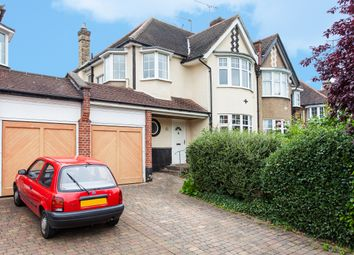 Thumbnail Semi-detached house for sale in Friary Close, North Finchley