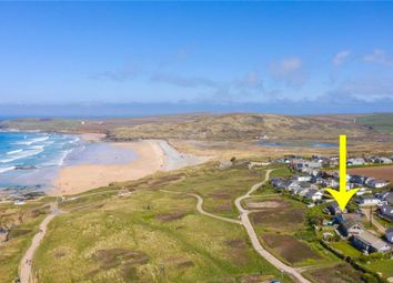 Thumbnail 2 bed semi-detached bungalow for sale in Gwithian Towans, Gwithian, Hayle, Cornwall