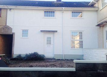 Thumbnail 2 bedroom semi-detached house to rent in Y Rhodfa, Burry Port