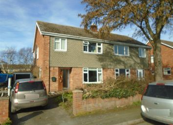 Thumbnail 3 bed semi-detached house for sale in Harley Drive, Condover, Shrewsbury
