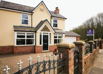 Thumbnail 4 bed detached house for sale in Chorley Road, Standish, Wigan