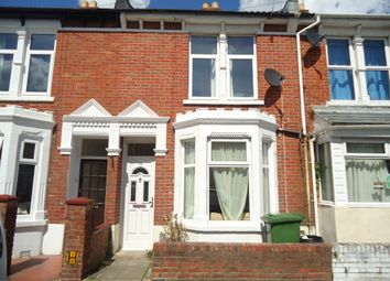 Thumbnail 2 bedroom terraced house to rent in Kingsley Road, Southsea