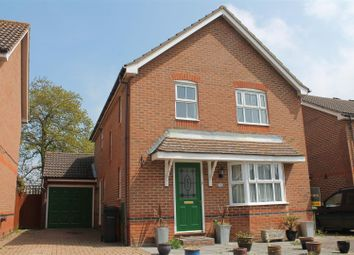Thumbnail 4 bed detached house for sale in Redwell Avenue, Bexhill-On-Sea