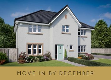 "Thumbnail 4 bedroom detached house for sale in ""The Elliot"" at Cassidy Wynd, Balerno"