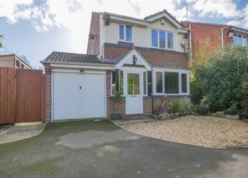 Thumbnail 3 bed detached house for sale in Fall Park Court, Bramley