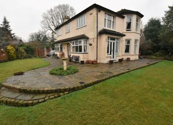 Thumbnail 4 bed detached house for sale in The Orchard, 124 Leek Road, Mossley, Congleton