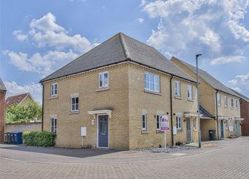 Thumbnail 2 bed semi-detached house for sale in Cook Drive, Eynesbury, St Neots, Cambridgeshire