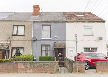 Thumbnail 2 bed terraced house for sale in Williamthorpe Road, North Wingfield, Chesterfield