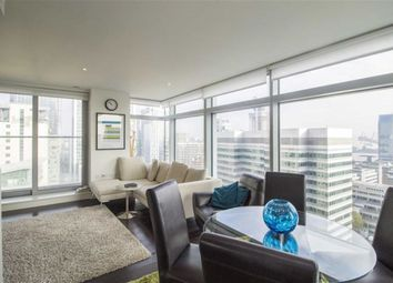 Thumbnail 2 bed flat to rent in West Tower, Canary Wharf, London