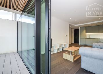 Thumbnail 1 bed flat to rent in Cutter Lane, North Greenwich
