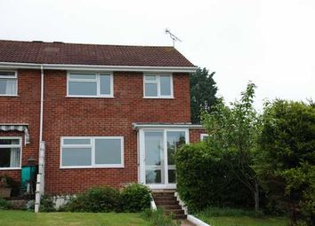 Thumbnail 3 bed semi-detached house to rent in Sidford Road, Sidford, Sidmouth
