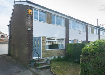 Thumbnail 3 bed end terrace house for sale in Primley Park Drive, Leeds