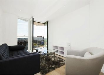 Thumbnail 1 bed flat for sale in Tennyson Apartments, Saffron Central Square, Croydon