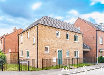 Thumbnail 3 bed detached house for sale in Swan Road, Dereham