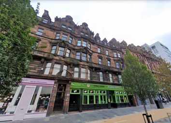 Thumbnail 6 bed flat to rent in Sauchiehall Street, City Centre, Glasgow
