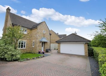 Thumbnail 4 bed detached house for sale in Larch Way, Dunmow