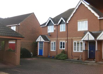 Thumbnail 3 bed end terrace house to rent in Orwell Drive, Didcot
