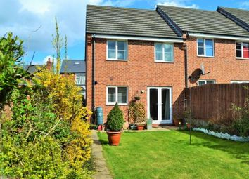 Thumbnail 3 bed end terrace house for sale in Murray Street, Mansfield, Nottinghamshire