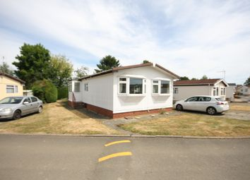 Thumbnail 2 bed mobile/park home for sale in Childswikham Road, Broadway