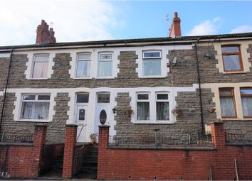 Thumbnail 3 bed terraced house for sale in David Street, Blackwood