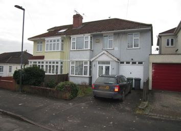 Thumbnail 5 bedroom detached house to rent in Abbots Avenue, Hanham, Bristol