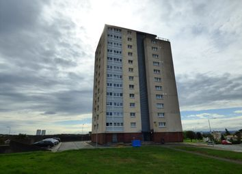Thumbnail 2 bed flat for sale in Peel View, Clydebank