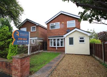 3 bed detached house for sale in Liverpool Old Road, Much Hoole, Preston PR4