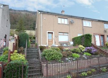 Thumbnail 2 bed end terrace house for sale in Livingstone Drive, Burntisland, Fife