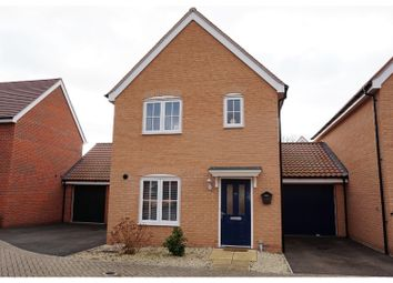 Thumbnail 3 bed link-detached house for sale in Cinder Street, Colchester