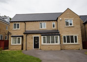 Thumbnail 4 bed detached house to rent in Old Cottage Close, Hipperholme, Halifax