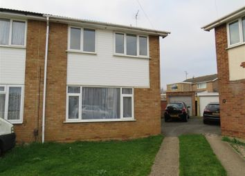Thumbnail 3 bed property to rent in Thames Court, Burton Latimer, Kettering