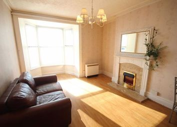 Thumbnail 1 bedroom flat to rent in South Marine Terrace, Aberystwyth