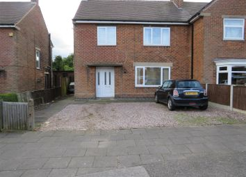 Thumbnail 3 bedroom semi-detached house for sale in Barbara Square, Hucknall, Nottingham