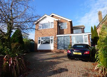 Thumbnail 5 bed detached house for sale in Charles Avenue, Louth