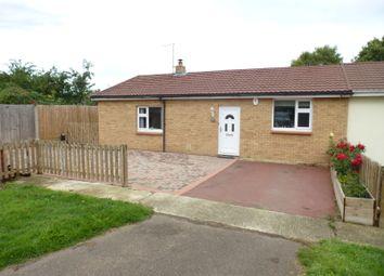 2 bed semi-detached bungalow for sale in Vicarage Avenue, Sawston, Cambridge CB22