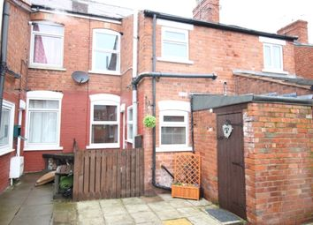 Thumbnail 2 bed terraced house for sale in The Willows, Stubbing Lane, Worksop