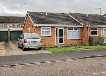 Thumbnail 2 bedroom terraced bungalow for sale in Suffolk Close, Longthorpe, Peterborough