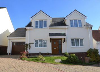 Thumbnail 3 bed detached house for sale in Westfield Gardens, Westfield Road, Budleigh Salterton, Devon