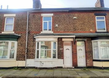 Thumbnail 2 bed terraced house for sale in Langley Avenue, Thornaby, Stockton-On-Tees, Durham